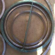 厂家供应转换器用带筋金属缠绕垫片加工价格