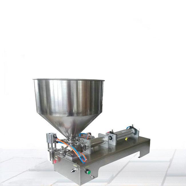 酸奶膏体卧式灌装机