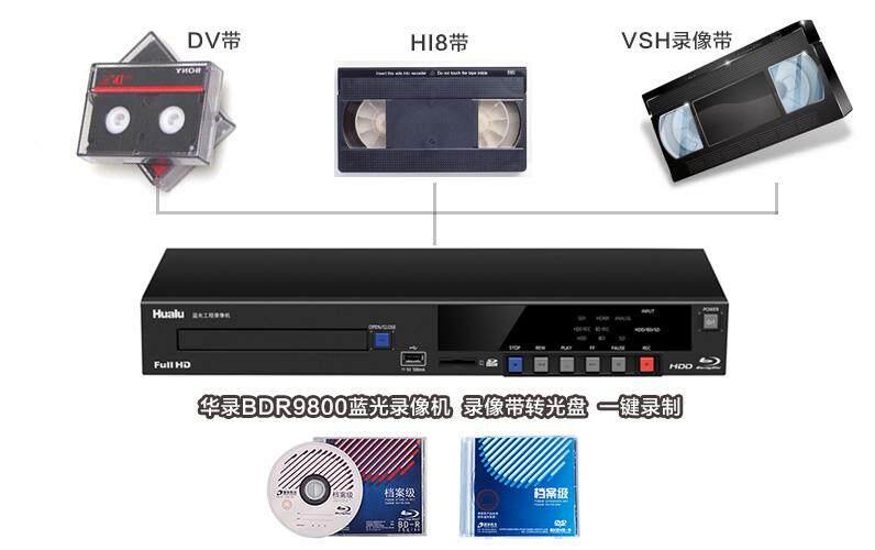 磁带硬盘录像机