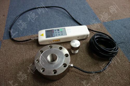 轮辐式数显测力器