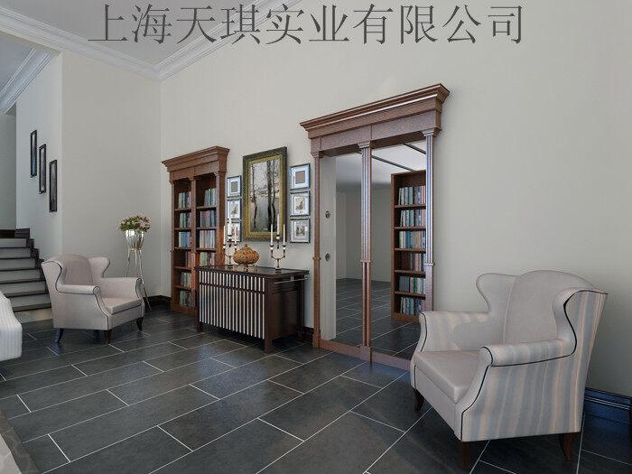 上海书柜隐形门