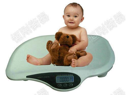 婴儿体检机