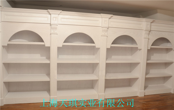 书柜隐形门款式