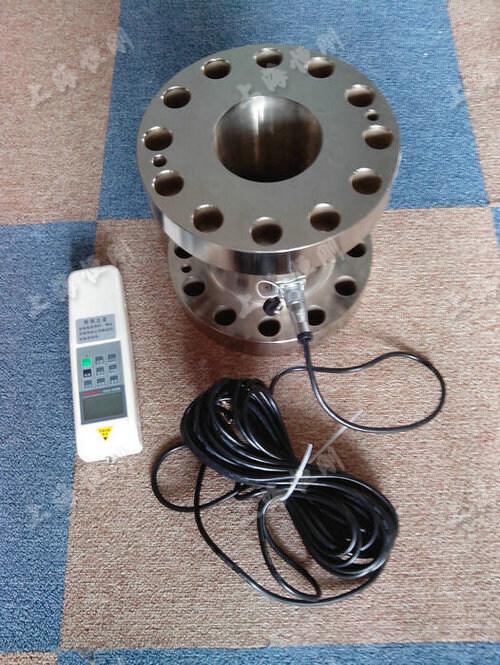 法兰0.3级标准测力计装置图片