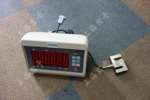 S型传感器数显推拉力计图片