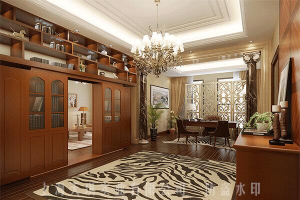 豪宅密室门图片