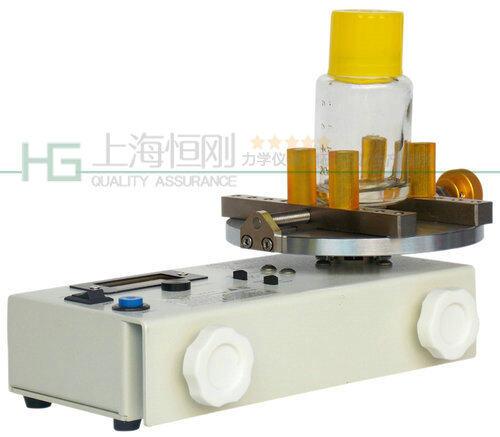 瓶盖扭力测试仪器