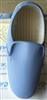 浅蓝色透气全讯体育代理 实面鞋