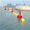 深圳集装箱码头拦船浮筒 锚地浮标